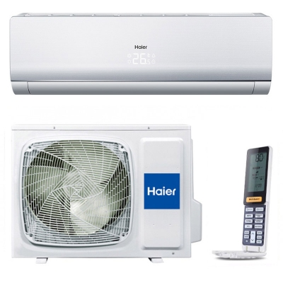 Изображение №1 - Инверторная сплит-система Haier AS09NS4ERA-W / 1U09BS3ERA